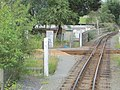 Welsh Highland Railway meets Network Rail (geograph 3604183).jpg