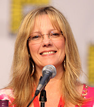 Wendy Schaal - at the 2010 Comic Con in San Diego