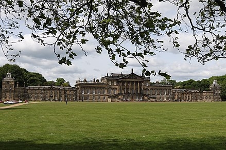 Wentworth Woodhouse Wentworth Woodhouse East Front.jpg