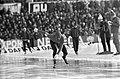 Wereldkampioenschappen schaatsen (heren) te Deventer nr. 8 Jan Bols in aktie, , Bestanddeelnr 922-1087.jpg