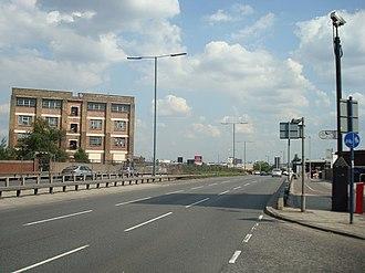 Western Avenue, London - Western Avenue