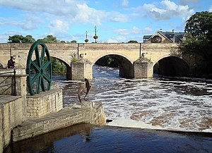 Wetherby - Wetherby Bridge