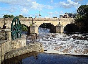 Wetherby - Wetherby Bridge