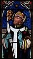 Wexford Church of the Immaculate Conception South Aisle Window Saint Aidan Detail 2010 09 29.jpg