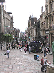 Although on the rise again, Scotland's population has declined from its peak in the mid-1970s.