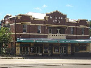 White Bay (New South Wales) - White Bay Hotel 2008