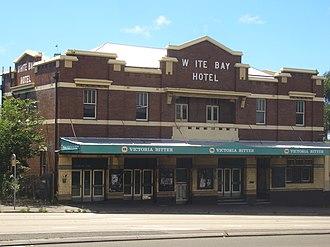Rozelle - Image: White Bay Hotel