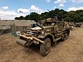 White halftrack 'To Hell With It!' with USAW-409826 pic4.JPG