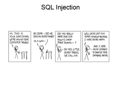 Sql - Sql injection drop table example ...