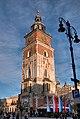 Wieża ratuszowa, Kraków.jpg