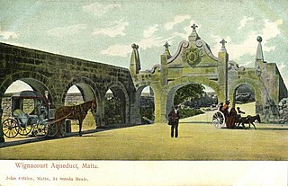 Wignacourt Arch