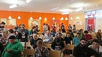 Wikimedia Hackathon 2017 IMG 4784 (33966286084).jpg