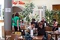 Wikimedia Hackathon Vienna 2017-05-19 lounge 029.jpg