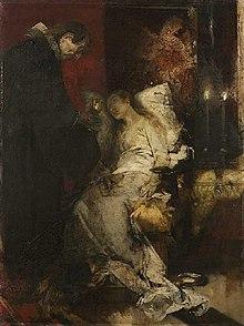 Studie Zum Gemälde Das Letzte Abendmahl, 1891