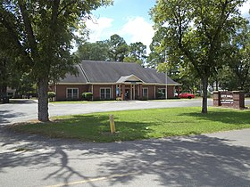 Willacoochee City Hall, Police Department.JPG