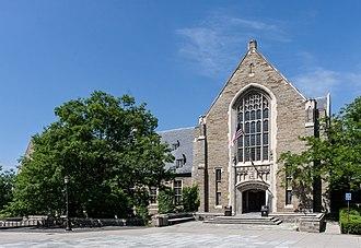 Willard Straight Hall - Image: Willard Straight Hall, Cornell University