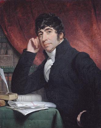 Willem Bilderdijk - Willem Bilderdijk (Charles Howard Hodges, 1810)