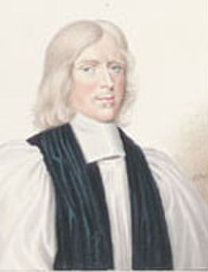 Bishop of St Asaph - Image: William Lloyd Bp Of St Asaph