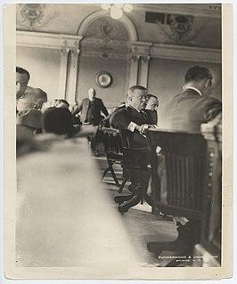 Barnes vs. Roosevelt libel trial