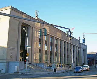 William R. Cotter Federal Building United States historic place