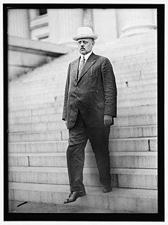 William P. G. Harding American politician