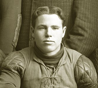 1904 College Football All-America Team - With halfback Willie Heston in the backfield, the Michigan Wolverines compiled a 43–0–1 record between 1901–04.