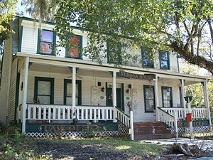 Judge Willis Russell House - Willis Russell House