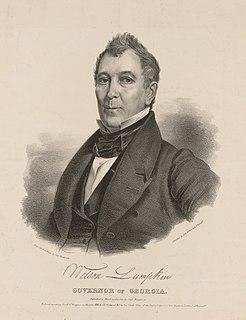 Wilson Lumpkin American politician