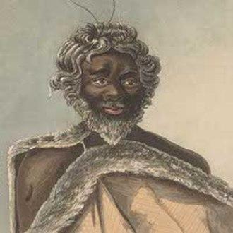 Wiradjuri - Image: Windradyne, Aust. Aboriginal warrior from the Wiradjuri