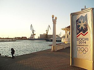 Winter 2014 Candidate City- Sochi Waterfront.JPG