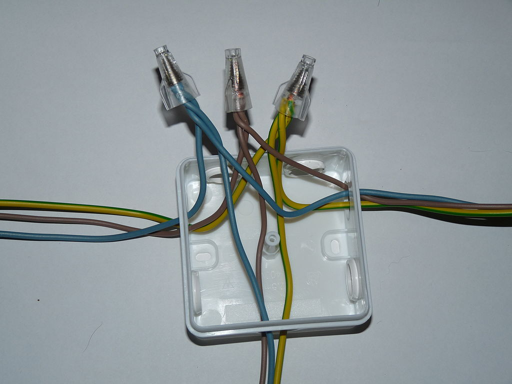 1024px-Wire_nuts_and_junction_box Junction Bo Wiring on
