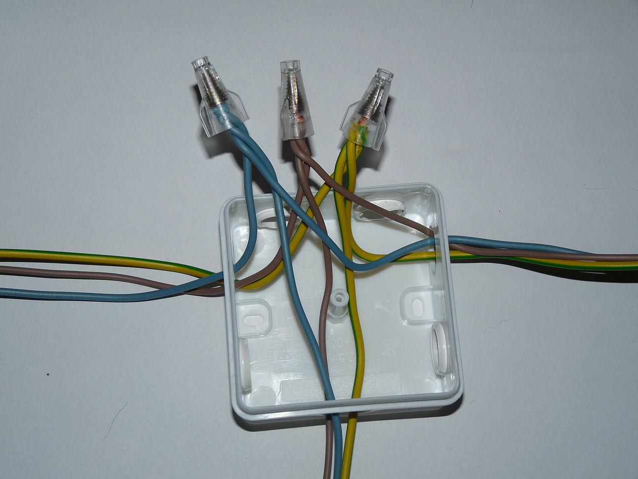 240 Wiring Junction Box - Circuit Wiring And Diagram Hub •