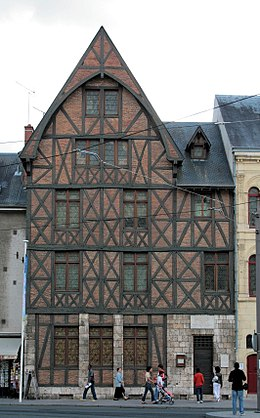 Maison De Jeanne D Arc A Orleans Wikipedia