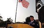 Wolf Pack honors missing, POWs 130918-F-MF529-033.jpg
