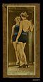 Woman modelling Peter O'Sullivan designed swimwear (30381950473).jpg