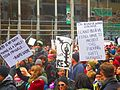 Women's march to denounce Donald Trump, in Toronto, 2017 01 21 -el (31617621224).jpg