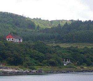 Torr Mor - Western slopes of Torr Mor
