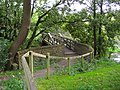 Wooden footbridge over River Darwen - geograph.org.uk - 625640.jpg