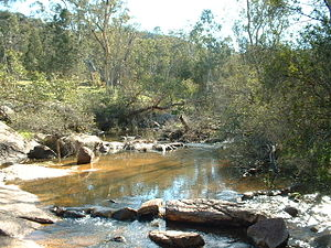Beechworth - Woolshed Creek