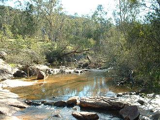 Beechworth - Woolshed Creek