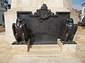 World War I monument (2015). Plaque. - Vác.JPG