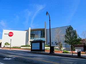 World of Coca-Cola - Image: World of Coca Cola 2015 04 09