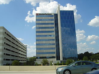 WorleyParsons - WorleyParsons offices, Energy Corridor, Houston, Texas