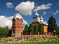 Wróblik Szlachecki, cerkiew z dzwonnicą.jpg