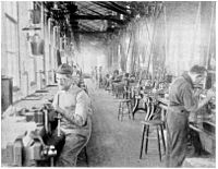 Tool Room of Yale & Towne Manufactoring Co, 1897