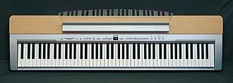 Digital piano - Yamaha P-140S