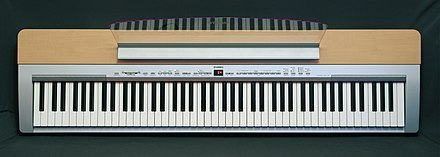 Yamaha Clp  Loud Keys