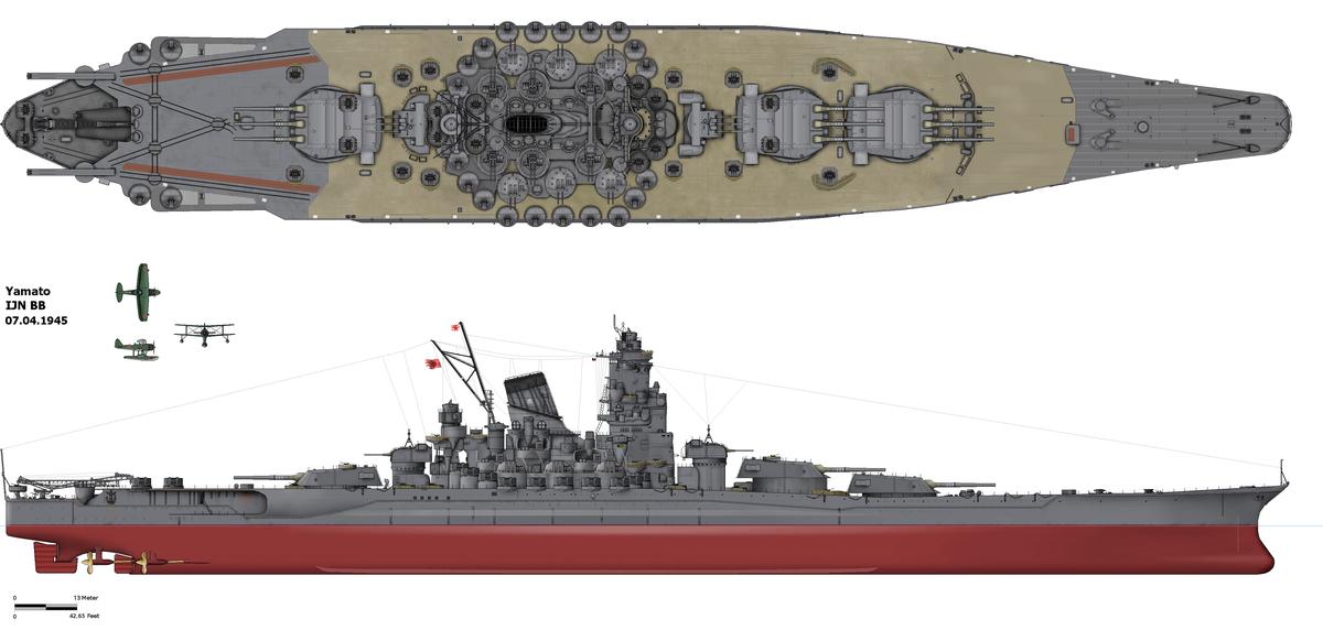 Yamato Schiff