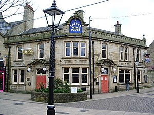 Yates's - Yates's, St James's Street, Burnley