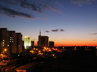 Binzhou Prefecture-level city in Shandong, Peoples Republic of China